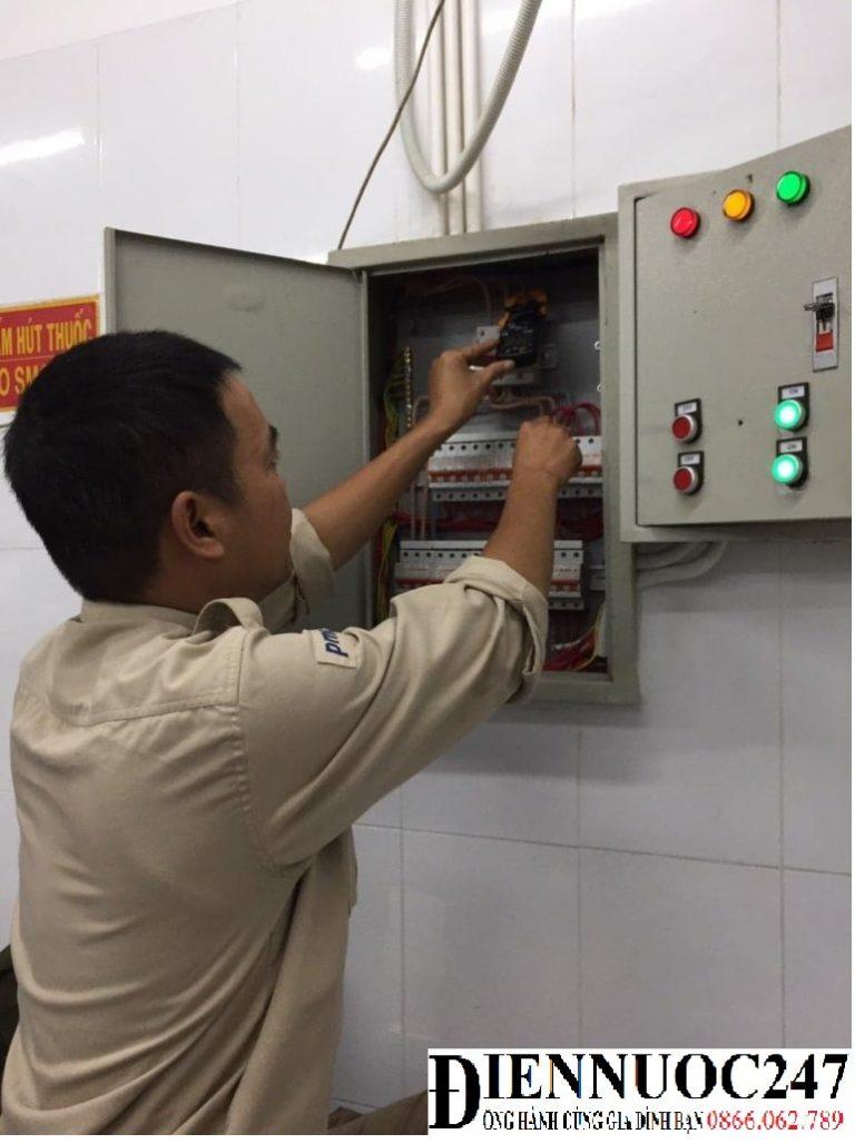 sửa điện nước hà nội