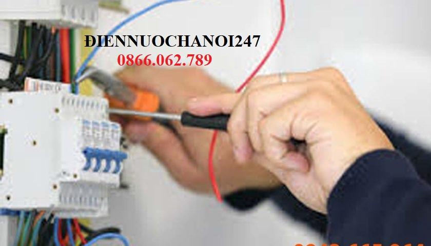 Sửa Chữa Điện Nước Tại Nhân Hòa 0866.062.789-Thợ Giỏi