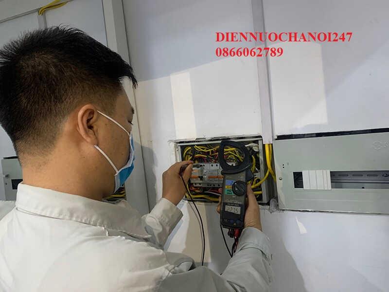 sửa điện nước kim mã
