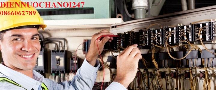 Sửa điện nước Phạm Hùng – Thợ điện nước 0866062789