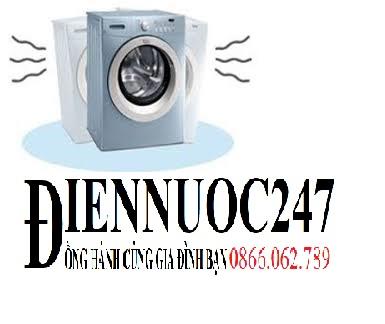 khắc phục lỗi máy giặt rung lắc